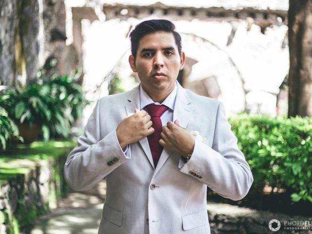 La boda de Efrén y Alexandra en Jiutepec, Morelos 20