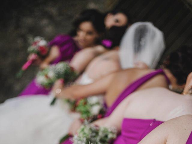 La boda de Efrén y Alexandra en Jiutepec, Morelos 28