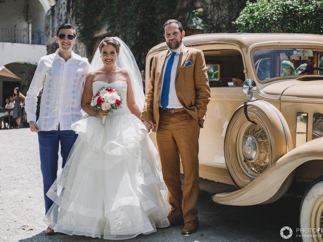 La boda de Efrén y Alexandra en Jiutepec, Morelos 31