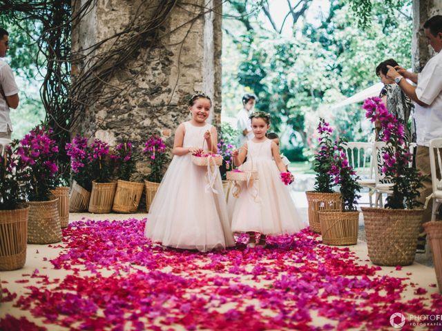 La boda de Efrén y Alexandra en Jiutepec, Morelos 36