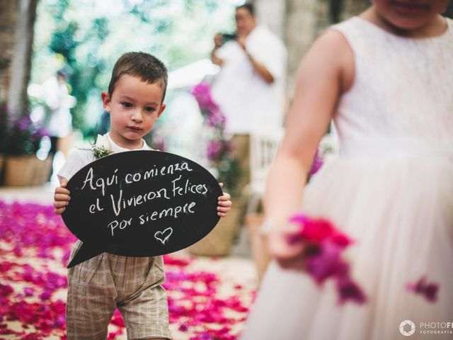 La boda de Efrén y Alexandra en Jiutepec, Morelos 38