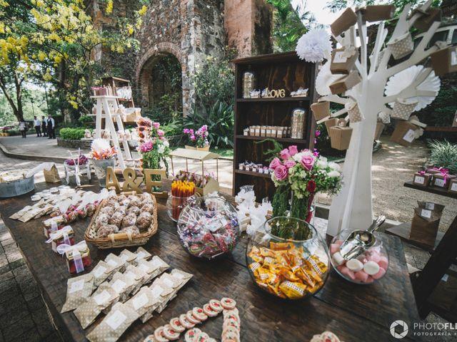 La boda de Efrén y Alexandra en Jiutepec, Morelos 52