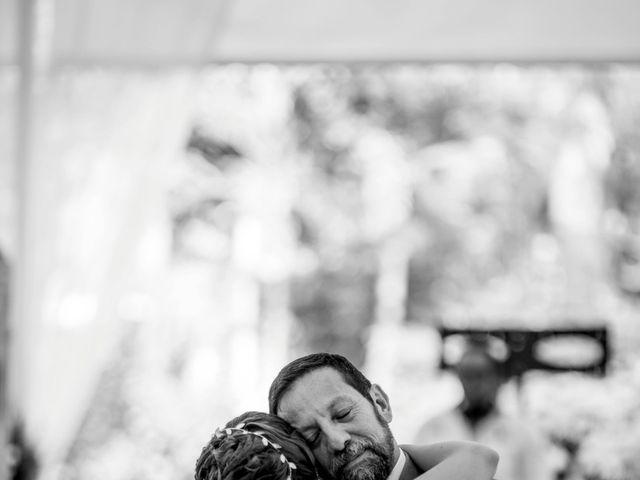 La boda de Efrén y Alexandra en Jiutepec, Morelos 57