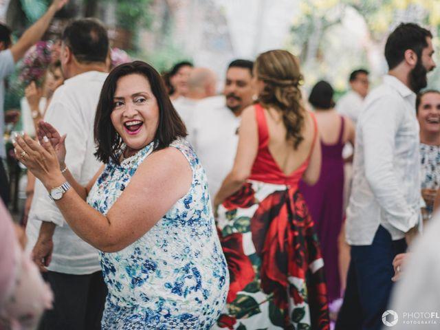 La boda de Efrén y Alexandra en Jiutepec, Morelos 63