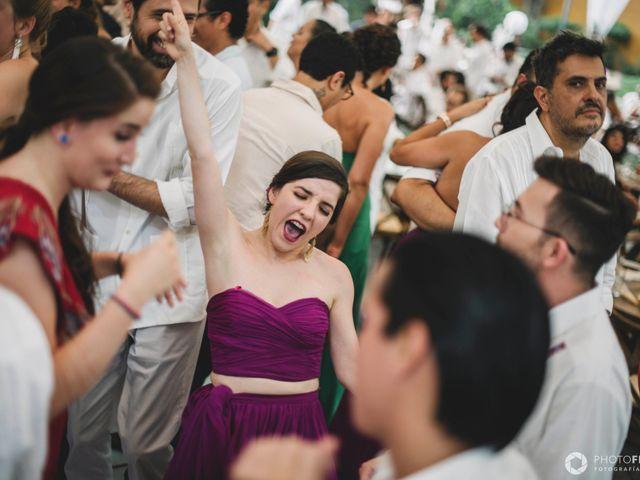 La boda de Efrén y Alexandra en Jiutepec, Morelos 65