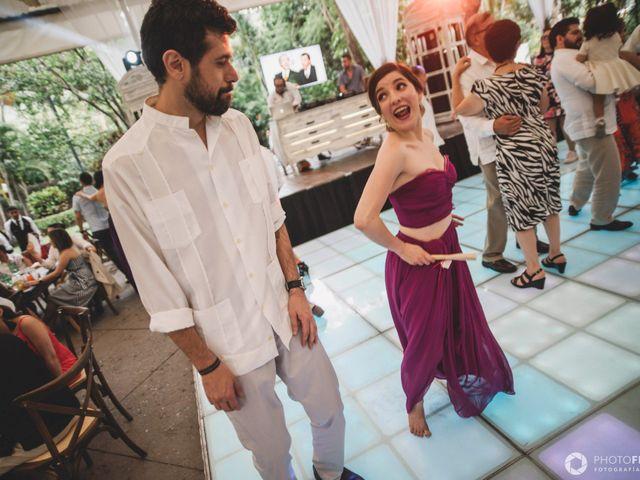 La boda de Efrén y Alexandra en Jiutepec, Morelos 68