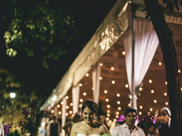 La boda de Efrén y Alexandra en Jiutepec, Morelos 80