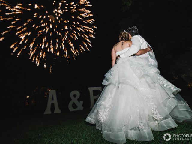 La boda de Efrén y Alexandra en Jiutepec, Morelos 82