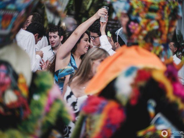La boda de Efrén y Alexandra en Jiutepec, Morelos 84