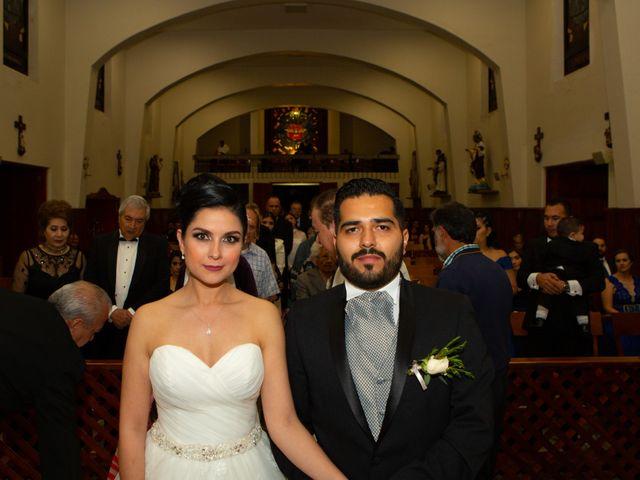 La boda de Claudia y Erick