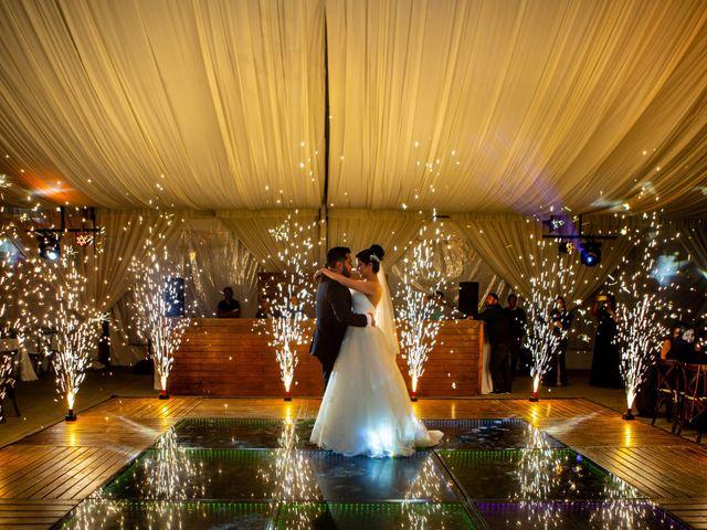 La boda de Erick y Claudia en Tlajomulco de Zúñiga, Jalisco 1