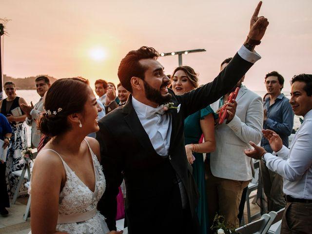 La boda de Claudia y Martín