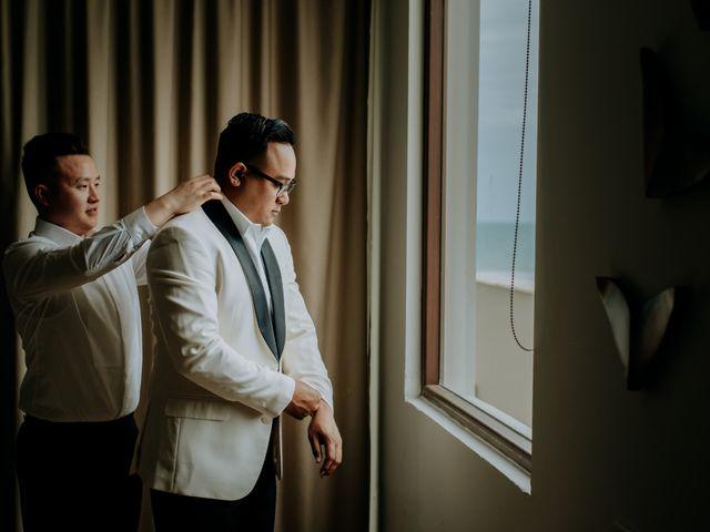 La boda de Kimberly y Malivann en Isla Mujeres, Quintana Roo 8