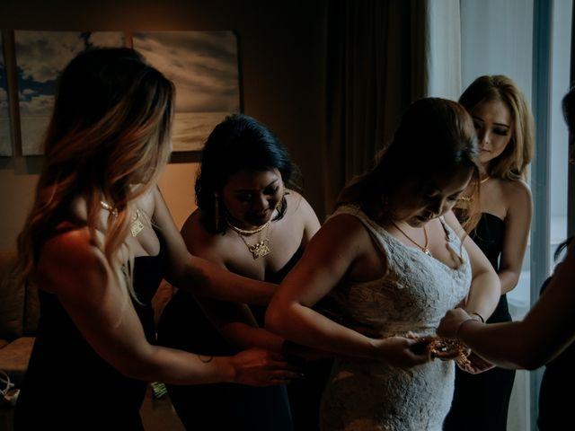 La boda de Kimberly y Malivann en Isla Mujeres, Quintana Roo 12