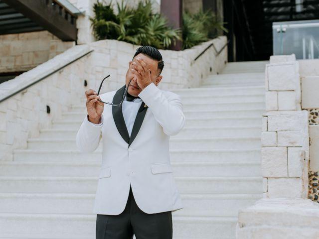 La boda de Kimberly y Malivann en Isla Mujeres, Quintana Roo 13