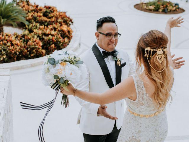 La boda de Kimberly y Malivann en Isla Mujeres, Quintana Roo 16