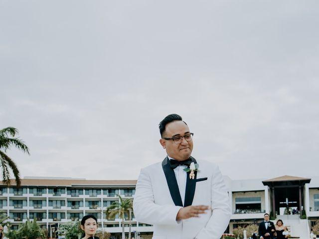 La boda de Kimberly y Malivann en Isla Mujeres, Quintana Roo 20