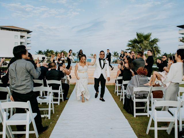 La boda de Kimberly y Malivann en Isla Mujeres, Quintana Roo 25