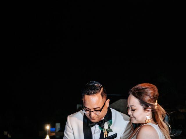 La boda de Kimberly y Malivann en Isla Mujeres, Quintana Roo 40