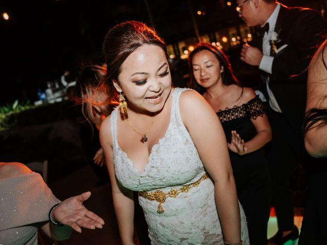 La boda de Kimberly y Malivann en Isla Mujeres, Quintana Roo 44