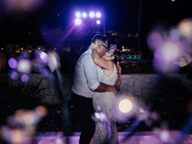 La boda de Kimberly y Malivann en Isla Mujeres, Quintana Roo 45