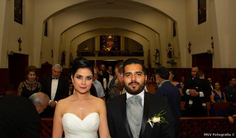 La boda de Erick y Claudia en Tlajomulco de Zúñiga, Jalisco