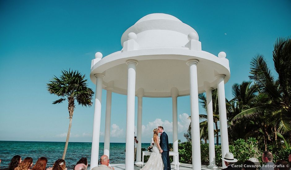 La boda de Tony y Alicia en Cancún, Quintana Roo