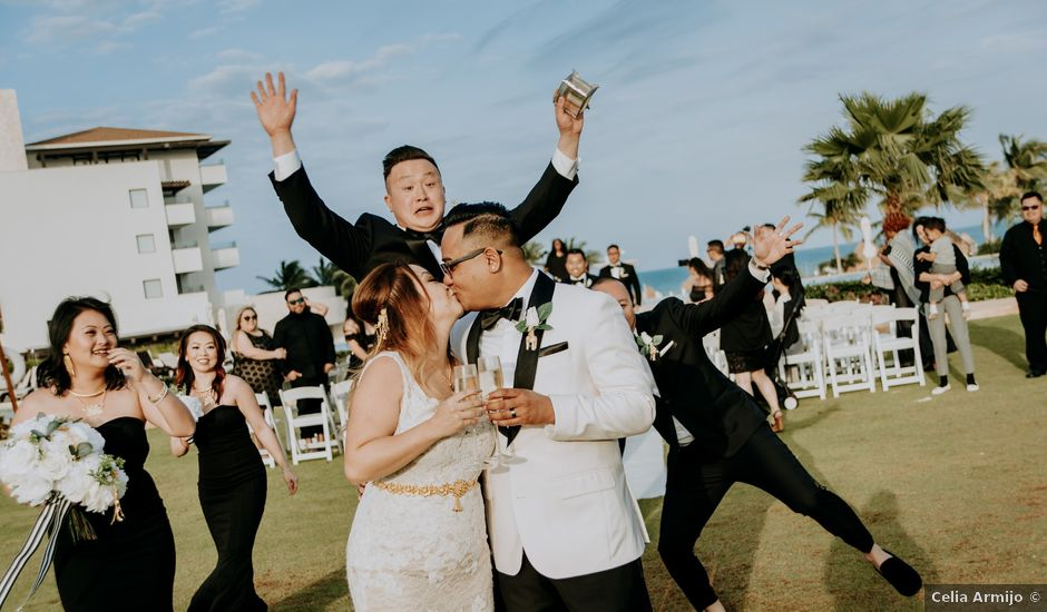 La boda de Kimberly y Malivann en Isla Mujeres, Quintana Roo