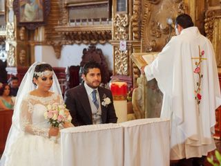 La boda de Victor Alonso y Monserrat