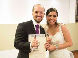 La boda de Tania y Yerim