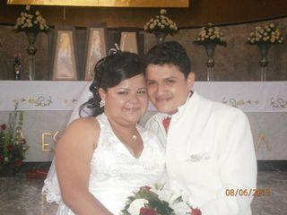 La boda de Edgar y Argelia
