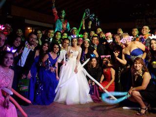 La boda de Stefania  y Ivan 3
