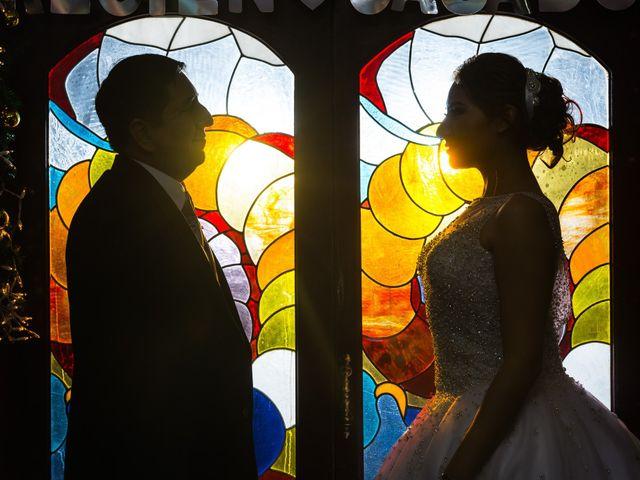 La boda de Naye y Jorge