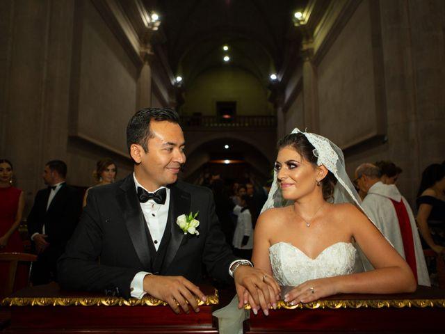 La boda de Estefania y Victor