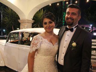 La boda de Brenda y Ilkay
