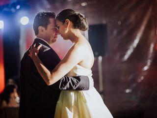 La boda de Mariana y Victor