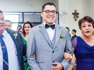 La boda de María Fernanda  y David  1