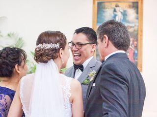 La boda de María Fernanda  y David  2