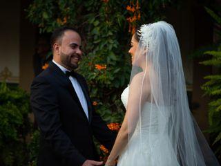 La boda de Araciel y Luis 1