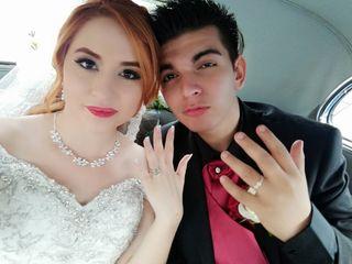 La boda de Belén  y Joel 2