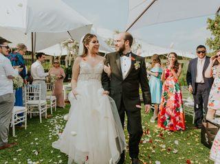 La boda de Darinka y Juan 1
