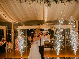 La boda de Darinka y Juan 3