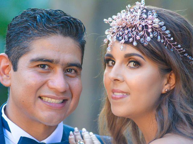 La boda de Fernando y Daniela en Tlajomulco de Zúñiga, Jalisco 16