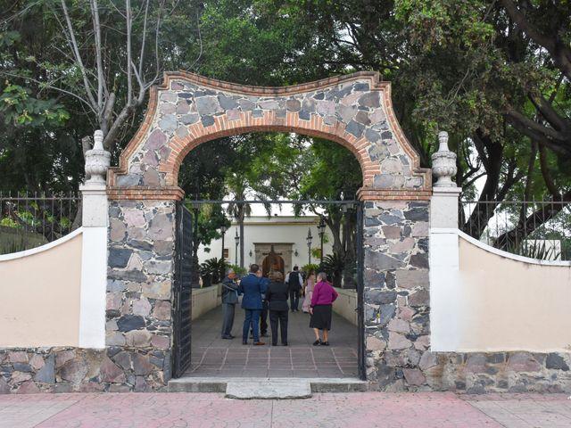 La boda de Fernando y Daniela en Tlajomulco de Zúñiga, Jalisco 18