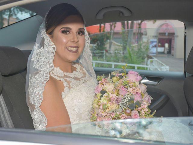 La boda de Fernando y Daniela en Tlajomulco de Zúñiga, Jalisco 19