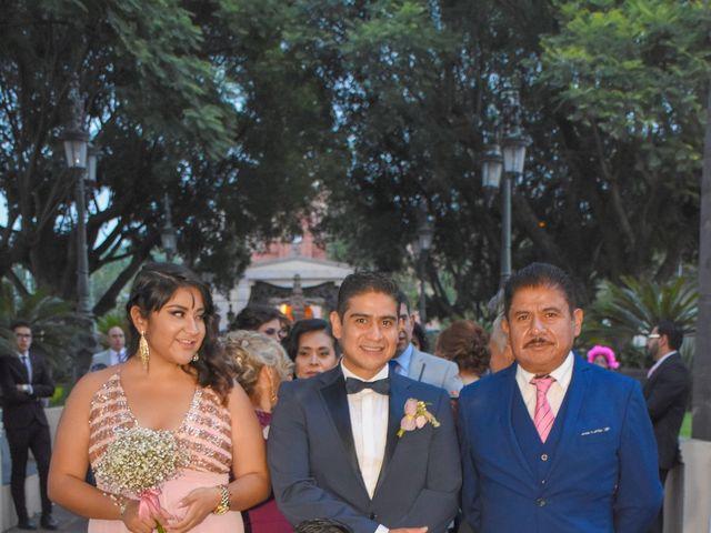 La boda de Fernando y Daniela en Tlajomulco de Zúñiga, Jalisco 22