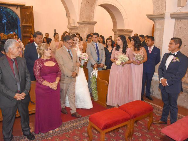 La boda de Fernando y Daniela en Tlajomulco de Zúñiga, Jalisco 24