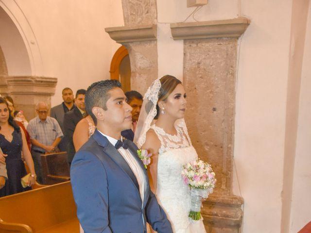 La boda de Fernando y Daniela en Tlajomulco de Zúñiga, Jalisco 25