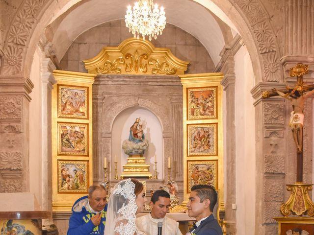 La boda de Fernando y Daniela en Tlajomulco de Zúñiga, Jalisco 26