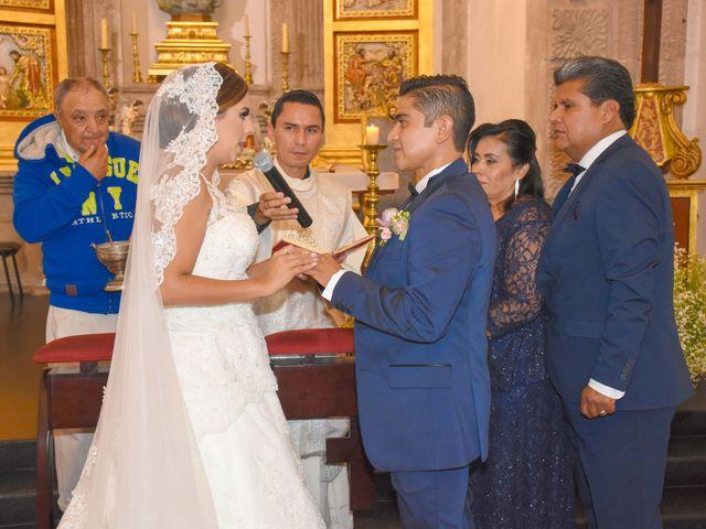 La boda de Fernando y Daniela en Tlajomulco de Zúñiga, Jalisco 27